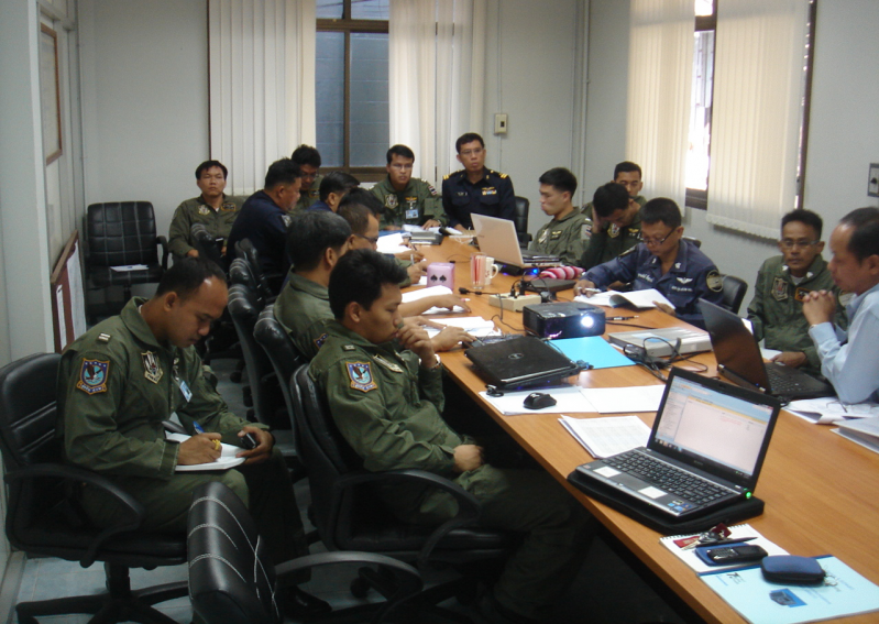 Thai Airforce Training Course